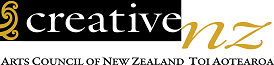 Creative New Zealand Logo